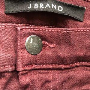 J Brand Jeans - J BRAND JEANS JOEY LAVA SKINNY